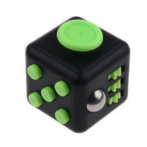 Fidget cube + Кейс (футляр) - Зеленый