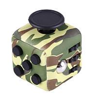 Fidget cube + Кейс (футляр) - Камуфляж