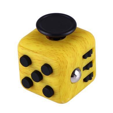 Fidget cube (кубик антистресс) - Дерево