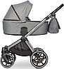 Детская универсальная коляска 2 в 1 Riko Qubus 01 Crystal, фото 4