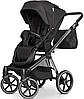 Детская универсальная коляска 2 в 1 Riko Qubus 03 Carbon, фото 3