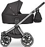 Детская универсальная коляска 2 в 1 Riko Qubus 03 Carbon, фото 6