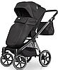 Детская универсальная коляска 2 в 1 Riko Qubus 03 Carbon, фото 4