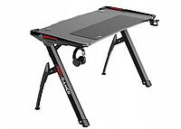 Игровой стол компьютерный D5000 PRO-GAMER LED