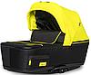 Детская универсальная коляска 2 в 1 Riko Swift Neon 23 Crazy Yellow, фото 4
