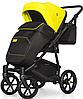Детская универсальная коляска 2 в 1 Riko Swift Neon 23 Crazy Yellow, фото 3