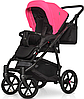 Детская универсальная коляска 2 в 1 Riko Swift Neon 22 Electric Pink, фото 4