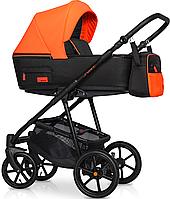 Детская универсальная коляска 2 в 1 Riko Swift Neon 24 Party Orange