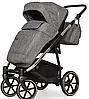 Детская универсальная коляска 2 в 1 Riko Swift Premium 12 Titanium, фото 4