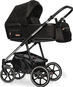 Детская универсальная коляска 2 в 1 Riko Swift Premium 13 Carbon