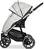 Детская универсальная коляска 2 в 1 Riko Swift Premium 14 Platinum, фото 2