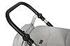 Детская универсальная коляска 2 в 1 Riko Swift Premium 14 Platinum, фото 3
