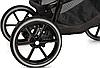 Детская универсальная коляска 2 в 1 Riko Swift Premium 14 Platinum, фото 4