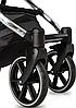 Детская универсальная коляска 2 в 1 Riko Swift Premium 14 Platinum, фото 5