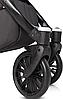 Детская универсальная коляска 2 в 1 Riko Villa 01 Crystal, фото 5