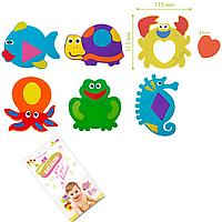 Игрушка для ванной Аква пазлы для малышей, KinderenOK (081113)
