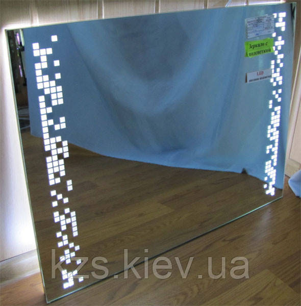 Зеркало с подсветкой арт. 02.7.21