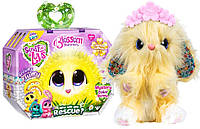 Няшка - Потеряшка плюшевый питомец сюрприз зайчики Little Live Scruff-A-Luvs - Blossom Bunnies, фото 1