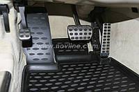 Коврики в салон MERCEDES SL-Class R230 c 2008- , цвет:черный , производитель NovLine