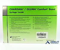 Харизма (Charisma, Heraeus Kulzer), набор, 8 шприцов + Бонд Глюма + аксессуары