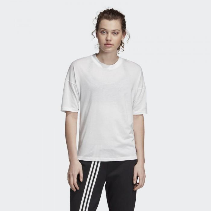 Женская футболка Adidas Performance Must Haves 3-Stripes EB3821
