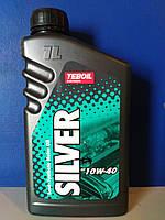 Моторное масло Teboil Silver 10W-40 (1л.)/ полусинтетика для бензиновых и дизельных двигателей легковых авто