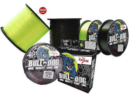 Леска Carp Zoom Bull-Dog 1000m CZ3490, фото 2