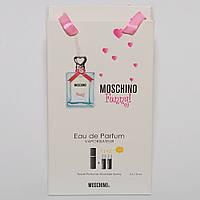 Мини парфюмерия женская Moschino Funny в подарочной упаковке 3х15 ml  DIZ