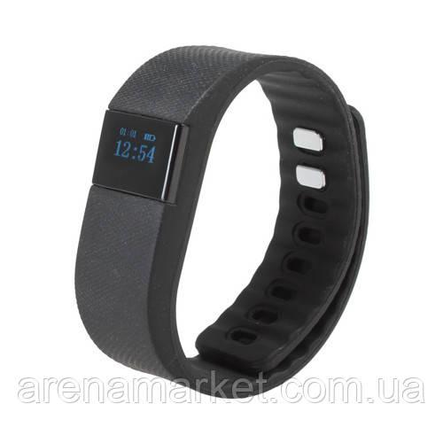 Smartband Розумні годинник TW64 Bluetooth Smart Watch - чорний колір