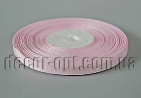 Лента репсовая оттенок светло-розовой 0,6 см 25 ярд арт.138