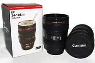 Чашка в форме объектива Caniam (Canon) EF 24-105 - ОПТ