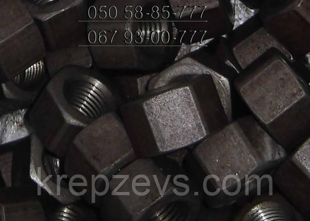 Гайка М36 DIN 934, ГОСТ 5915-70 шестигранная
