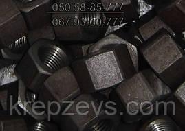 Гайка М36 DIN 934, ГОСТ 5915-70 шестигранна