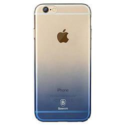 Ультратонкий чехол Baseus Gradient Case Blue для iPhone 6 / 6s