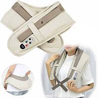 Массажер для спины, шеи и поясницы Cervical Massage Shawls, фото 1
