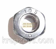 Гайка шестигранная М20 ГОСТ Р 52645-2006 и 22354-77