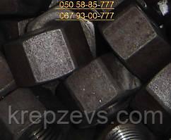 Гайка М22 ГОСТ 22354-77 і Р 52644-2006 шестигранна