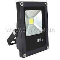 Прожектор светодиодный 220ТМ Slim (LED-SP, 1100 люмен, IP65, 6000K, 10W)