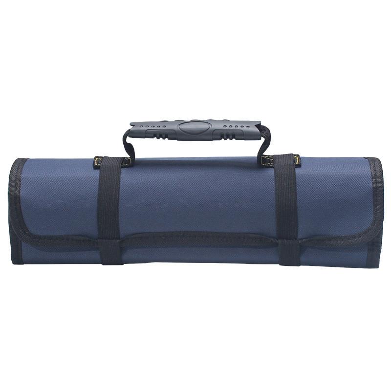 Автомобильная сумка для хранения инструментов с ручкой | Органайзер для инструментов | Синяя Оксфорд