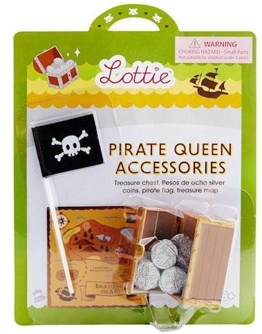 """Lottie Набір аксесуарів """"Королева Піратів"""""""