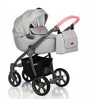 Roan Esso коляска 2 в 1, цвет Flamingo