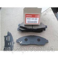 Задние тормозные колодки MDX 11- HONDA 43022-SZA-A00