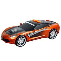 """Toy State Машина Chevy Corvette C7 """"Безумные колеса"""", 28 см"""
