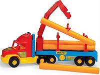 Wader Super Truck Строительный грузовик