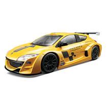 Автомодель - Renault Megane Trophy (желтый металлик, 1:24)