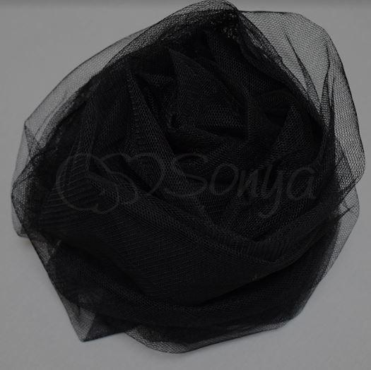 Антимоскитная сетка для колясок Маленькая Соня, цвет черный