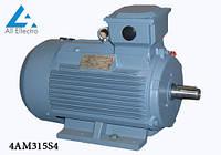 Электродвигатель 4АМ315S4 160 кВт 1500 об/мин, 380/660В