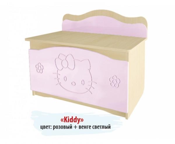 """Вальтер Ящик для игрушек """"Kiddy"""" № 3"""