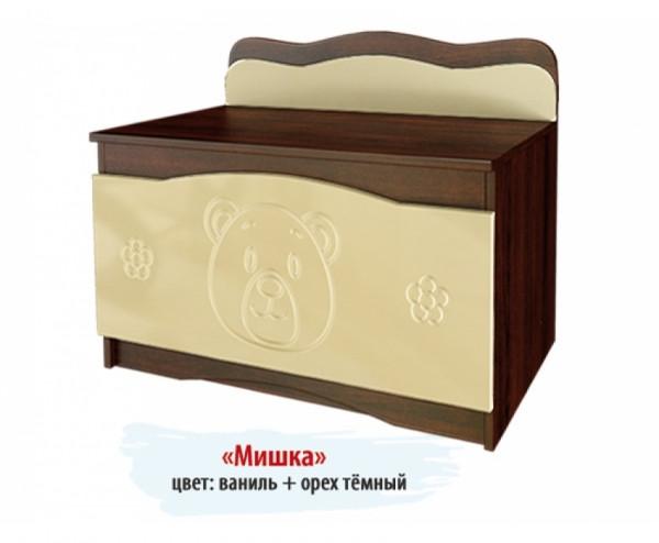 """Вальтер Ящик для игрушек """"Мишка"""" № 5"""