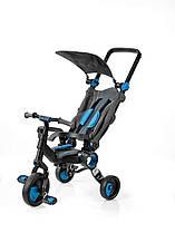 Велосипед-коляска Galileo Strollcycle Black/Blue